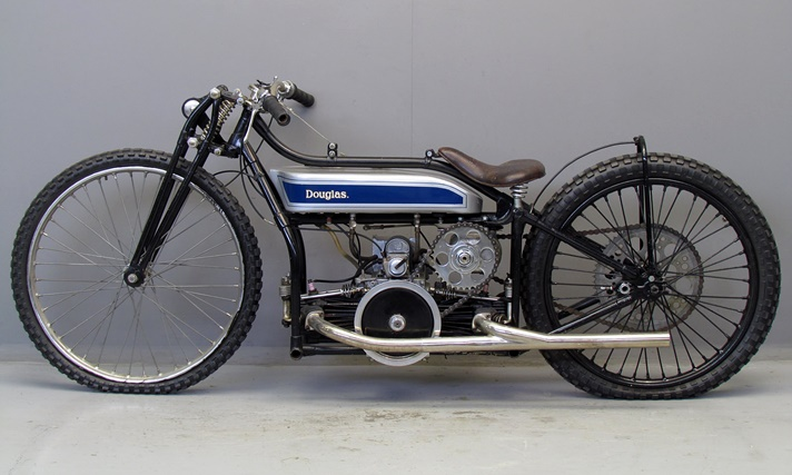 Douglas Model DT5 motorcycle, c.1928
