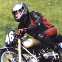 Douglas 90 Plus racer