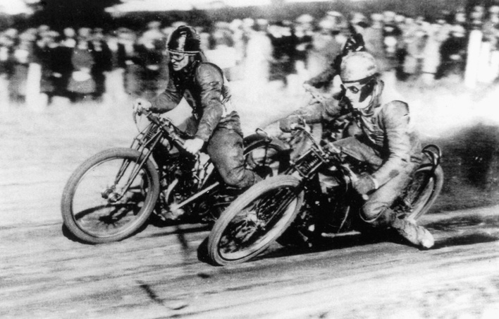 Speedway at The Firs, Norwich, early 1930s