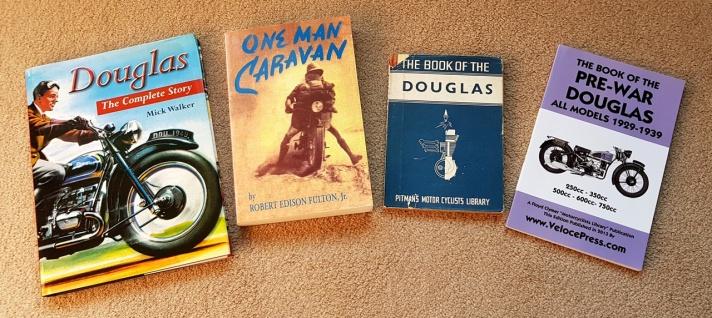 Douglas Motorcycles Literature