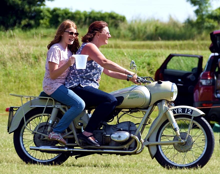 Douglas Motorcycle Club National Rally fun & games