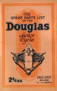 Douglas 2-75hp Spare Parts List
