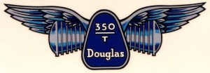 No. 21 Douglas Winged T35 Transfer