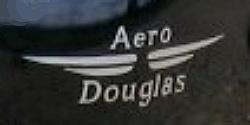No. 30 Douglas Aero Silver Transfer