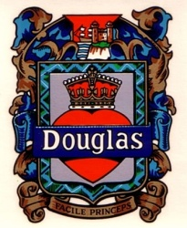 No. 7 Douglas 'Bleeding Heart' Transfer