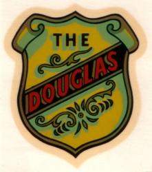No. 8 Douglas Veteran 'Shield' Transfer