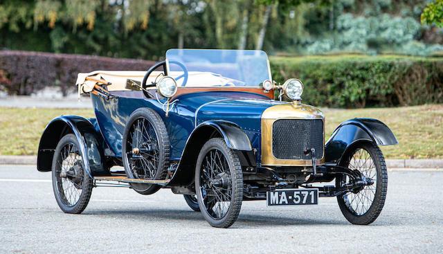 1921 Douglas 10.5hp Tourer