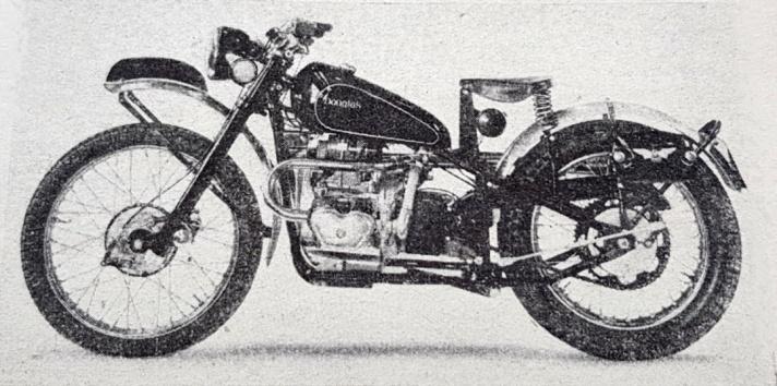 Douglas Mark Series Comp 1951